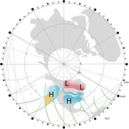 Fig.2  Hudson Bay low